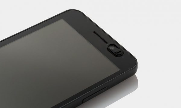 Front Camera Cover - Black