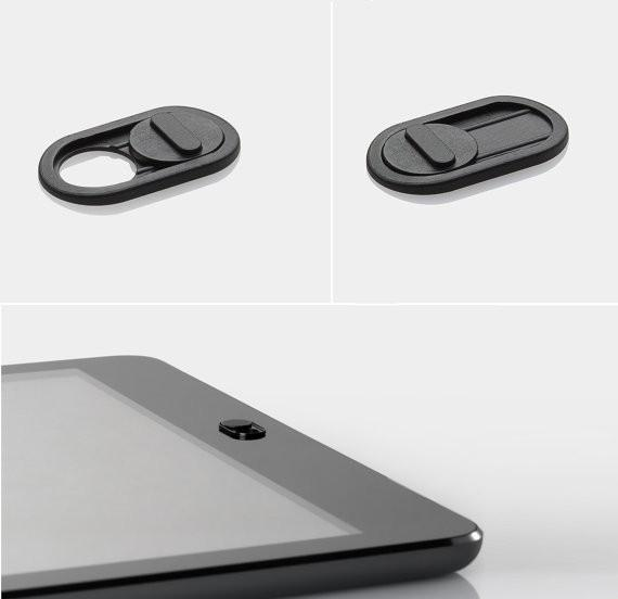 Front Camera Cover - Black 4