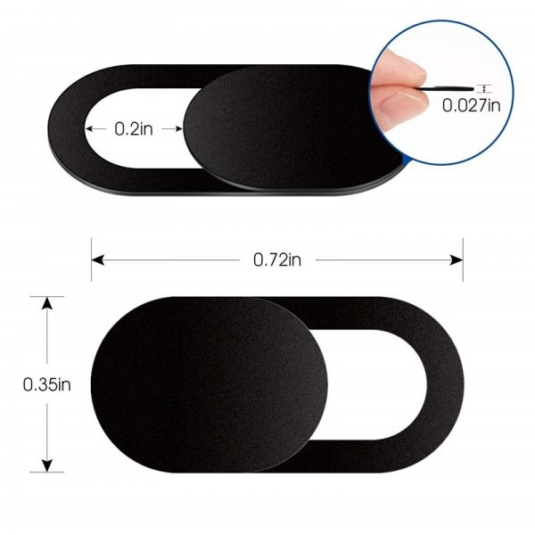WebCam Cover Magnet Slider Camera Cover For Laptops iPads PC Macbooks Samsungs 223113